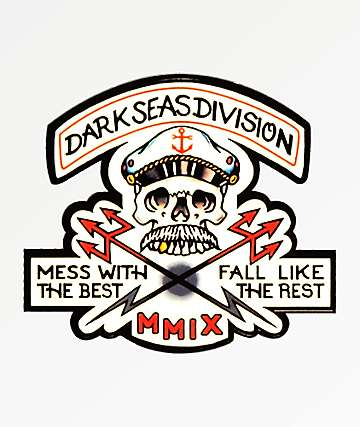 Dark Seas Cut Above Sticker