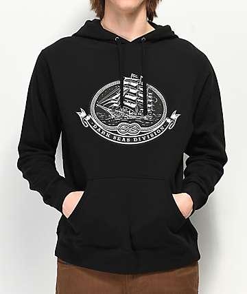 Dark Seas Sacred Craft Black Hoodie