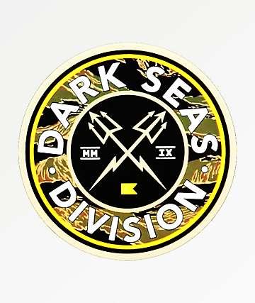 Dark Seas Tonkin Sticker