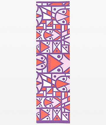 Darkroom Labyrinth Purple Grip Tape