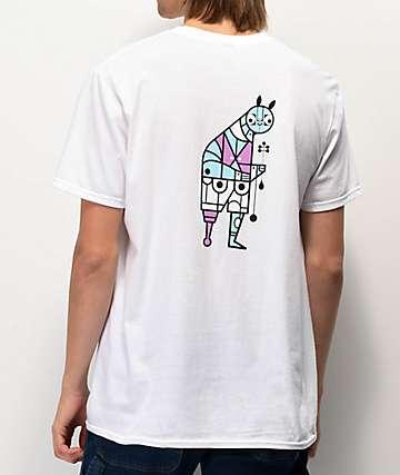 Darkroom Pegleg White T-Shirt