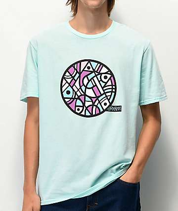 Darkroom Vortex Seafoam T-Shirt