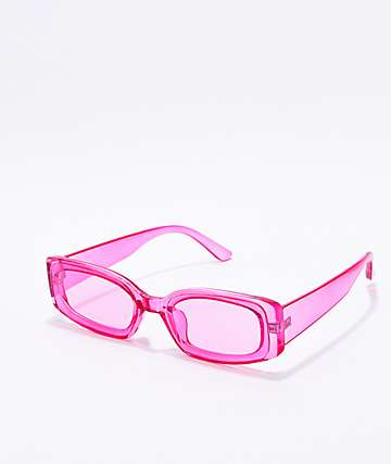 Dating Game Pink Sunglasses