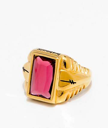 Deathwish Ellington Gold Ring