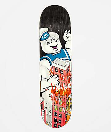 "Deathwish Foy Big Puff 8.0"" Skateboard Deck"