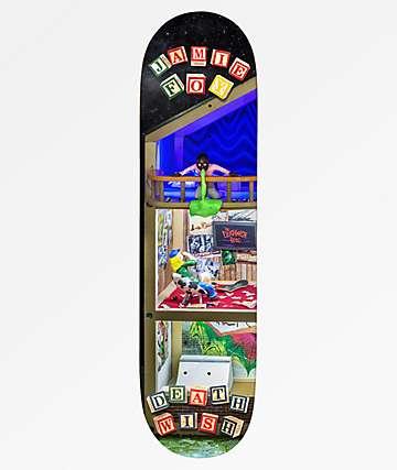 "Deathwish Foy House 8.5"" Skateboard Deck"