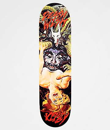 "Deathwish Kirby Descent 8.0"" Skateboard Deck"