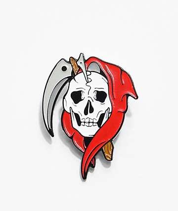 Deja Pins Reaper Enamel Pin