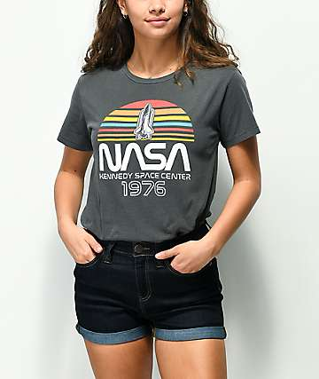 Desert Dreamer x NASA 1962 Black T-Shirt