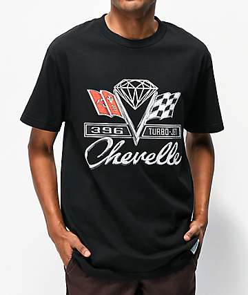 Diamond Supply Co. x Chevelle Emblem Black T-Shirt