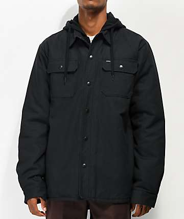 Dickies 67 Black Hooded Jacket