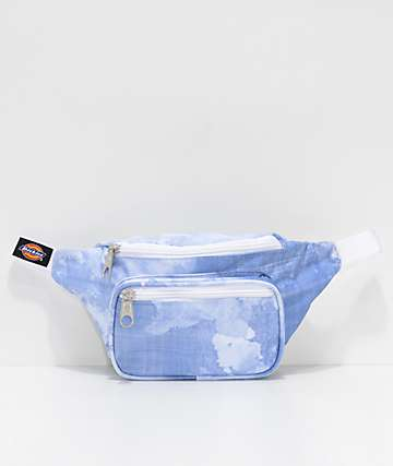 Dickies Bleached Linen Hip Sack Fanny Pack