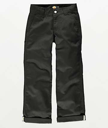 Dickies Boys Black Utility Pants