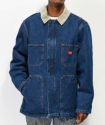 Dickies Chore Blue Denim Jacket