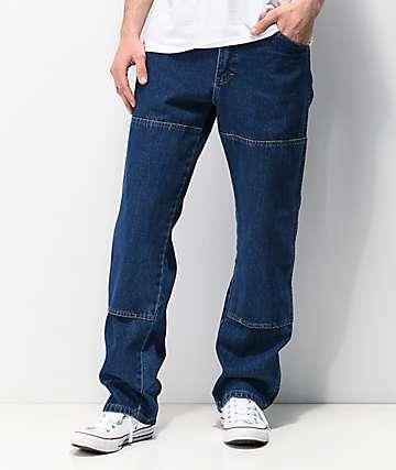 Dickies Double Knee jeans de trajo de seis bolsillos