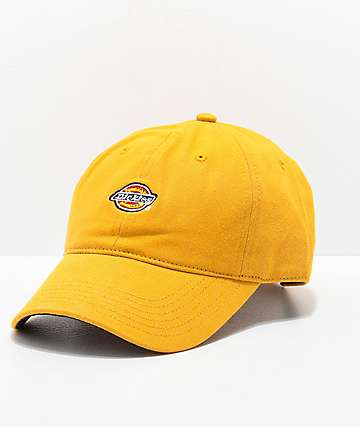 Dickies Yellow Strapback Hat
