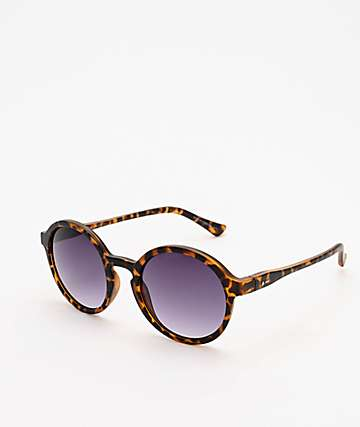 Dot Dash Hullabaloo Tortoise Sunglasses
