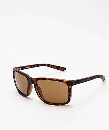Dragon Melee Matte Tortoiseshell & Bronze Sunglasses