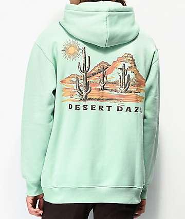 Dravus Desert Daze Jade Hoodie