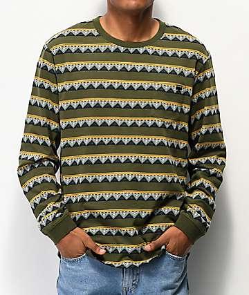 Dravus Dusty Long Sleeve Pocket T-Shirt