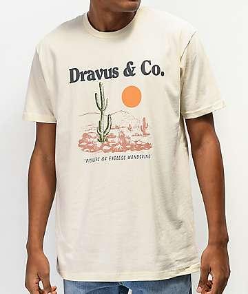 Dravus Endless Wander Natural T-Shirt