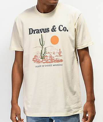 Dravus Endless Wander camiseta natural