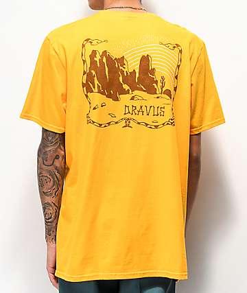 Dravus Hot Serpent camiseta dorada