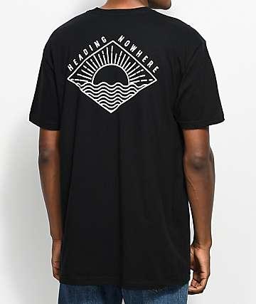 Dravus Sundown camiseta negra