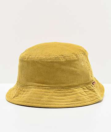 Dravus Winston Olive Bucket Hat