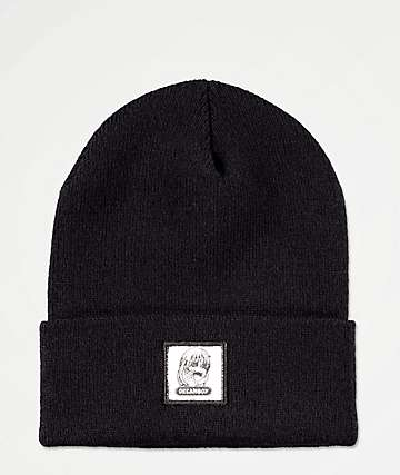 Dreamboy Logo Black Beanie