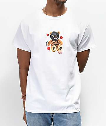 Dreamboy Teddy White T-Shirt