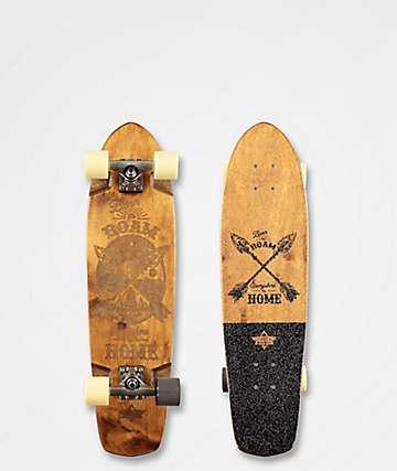 "Dusters Roam 31"" Cruiser Complete Skateboard"