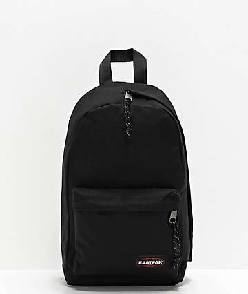 Eastpak Litt Black Crossbody Backpack