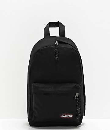 Eastpak Litt Black Crossbody Backpack