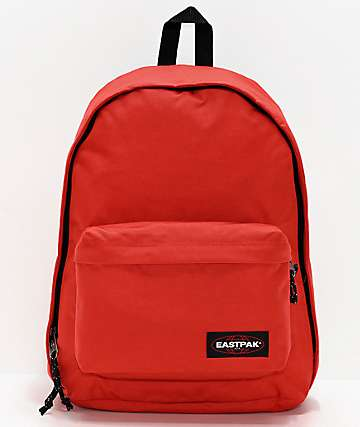Eastpak Out Of Office Teasing mochila roja