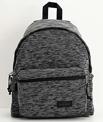 Eastpak Padded Pak'r Knit Black Backpack