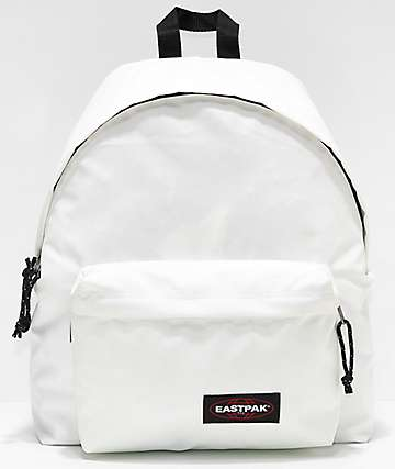 Eastpak Padded Pak'r Metallic Pearl Backpack