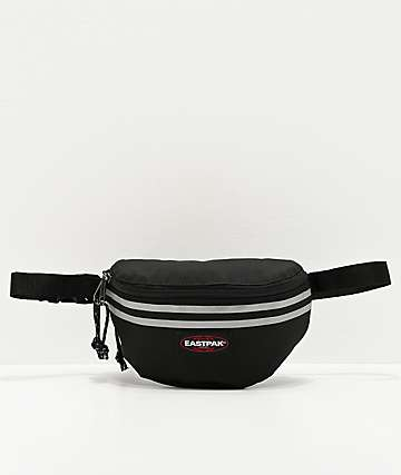 Eastpak Springer Reflective Black Fanny Pack