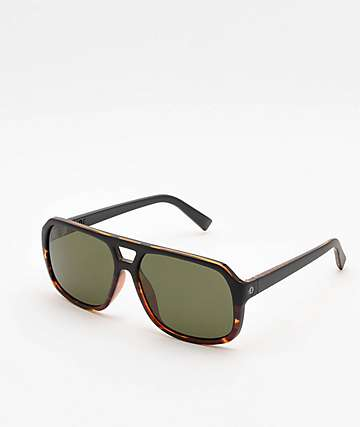 Electric Dude Darkside Tort & Grey Sunglasses