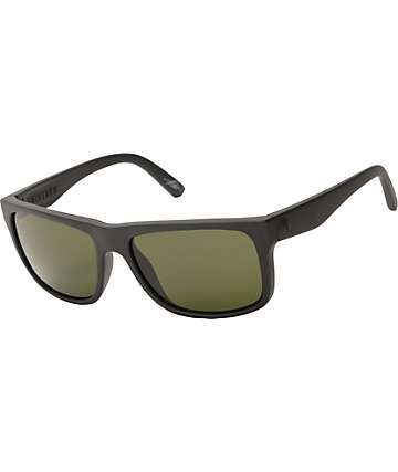 Electric Swingarm Matte Black Sunglasses
