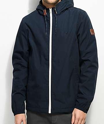 Element Alder Eclipse Navy Jacket