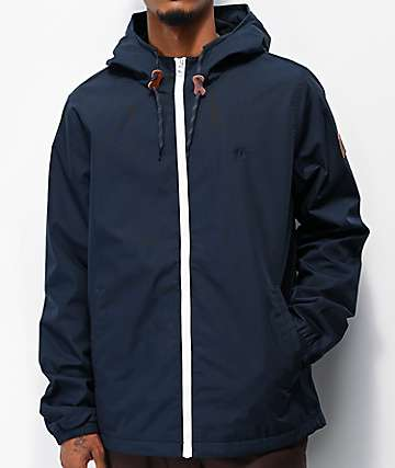 Element Alder Navy Jacket