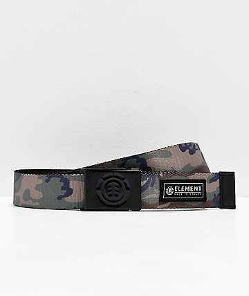 Element Beyond Woodland Camo Belt