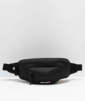 Element Black Slide Fanny Pack