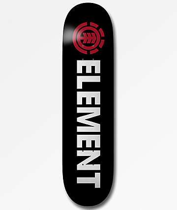 "Element Blazin 8.25"" Skateboard Deck"
