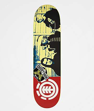 "Element Chain Gang KOTR 8.25"" Skateboard Deck"