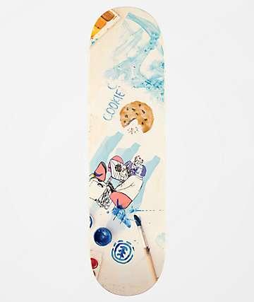 "Element Cookie Desk Art 8.25"" Skateboard Deck"