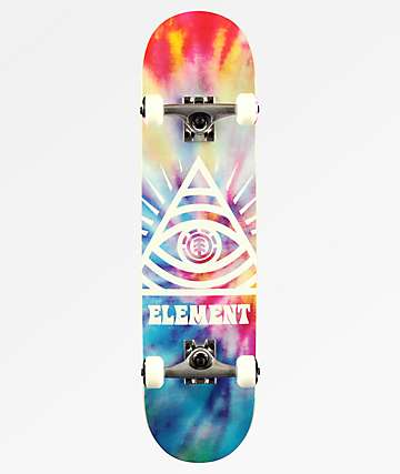 "Element Eye Trippin 7.75"" completo de skate"