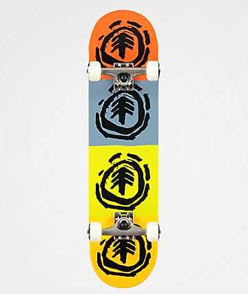 "Element FOS Quadrant 7.75"" Skateboard Complete"