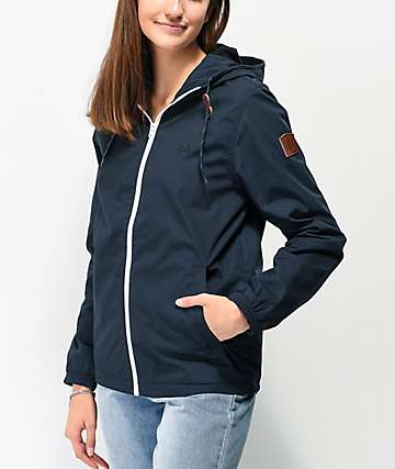 Element Home Free Navy Jacket